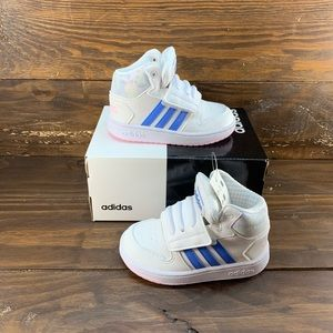 Adidas Hoops Mid 2.0 Kids Shoes